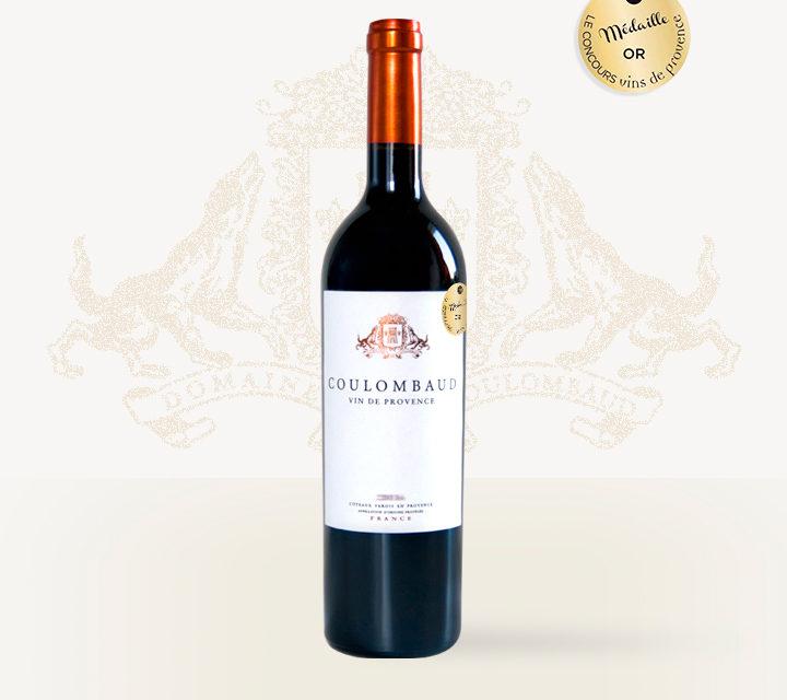 Médaille d'or au Concours des Vins de Provence