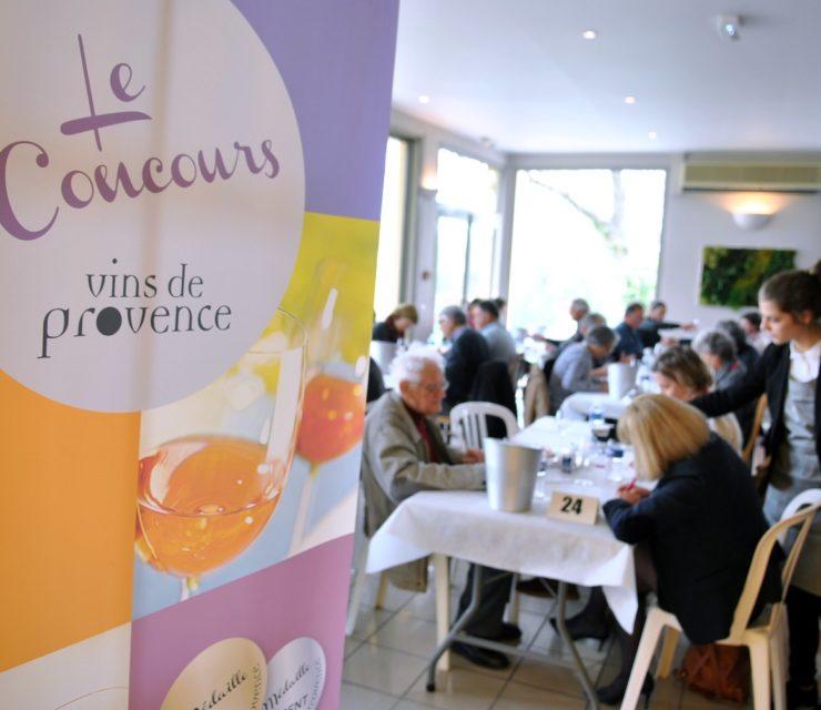 Médaille d'or au Concours des Vins de Provence • 2019